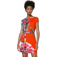 Desigual dámské šaty 1001684 vícebarevná dcd615e726