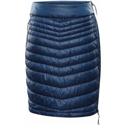 Alpine Pro Elmara dámská hi-therm sukně lsks259684 modrá / tyrkysově modrá