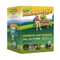 Substrát a hnojivo Bio Kompostér 1kg