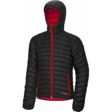 Ocún TSUNAMI DOWN jacket men black red