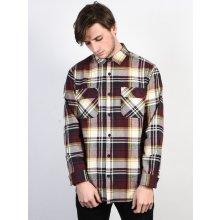 Burton Pánská Košile BRIGHTON FLNL PORT ROYAL STUMP PLD 0691ea9c0f