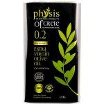 Physis Of Crete Extra panenský olivový olej Acidita 0,2 plech 3l