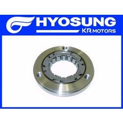 Startéry [4] Volnoběžka (volnoběžka startéru) - Hyosung MS3 250i