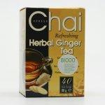 FUDCO CHAI Zázvorový čaj 40 sáčků 125 g