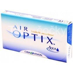 Alcon Air Optix Aqua 6 čoček