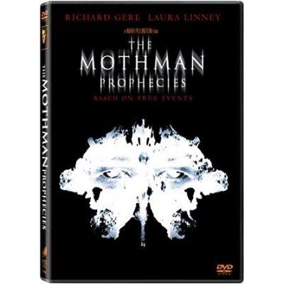 The Mothman Prophecies - v originálním znění bez CZ titulků - DVD /plast/ (Proroctví z temnot)