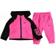 Nike Therma Flc Set BG72 Hyper Pink