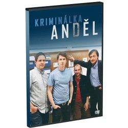 Kriminálka Anděl - 1. série DVD