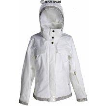 0be1e12f046 Vist Anastasia Leo Details Ins. Ski Jacket White