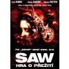Saw: Hra o přežití DVD