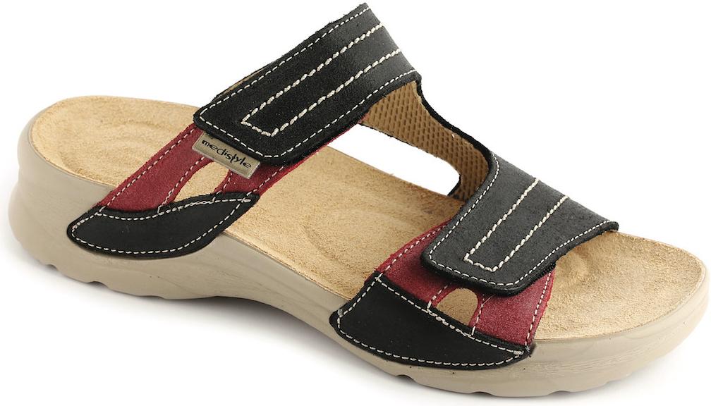 e6c9666f632d Medistyle Pantofle NINA zdravotní obuv LN-T16 5 černá alternativy -  Heureka.cz