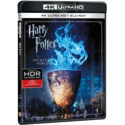 Harry Potter a Ohnivý pohár UHD+BD