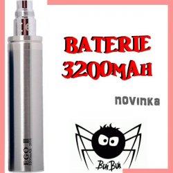 Green Sound Batérie GS EGO III 3200mAh chrom