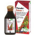 Floradix železo + vitamíny B2 B6 B12 a C 250 ml