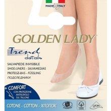 dámské ťapky Golden Lady 6P Cotton nero/černý