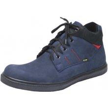 Pánská zimní kotníková obuv Fare 1202201 modrá 8277447ea3