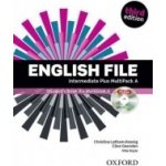 ENGLISH FILE Third Edition INTERMEDIATE PLUS MULTIPACK A - L...