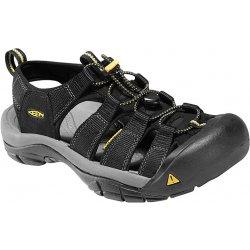 881026fd20b5 KEEN Newport H2 M black outdoorové sandály od 1 819 Kč - Heureka.cz