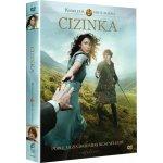 Cizinka - 1. série DVD