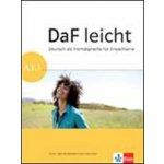 Klett DaF leicht A1.1 – K/AB + DVD-Rom
