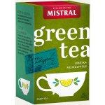 Mistral Zelený čaj limetka a eukalyptus 20 x 1.5 g