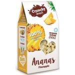 Royal Pharma Crunchy snack Mrazem sušený ananas 20g