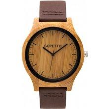 Weargepetto Luxusní dřevěné MORNING B1/2B