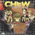 IDW Games Chew: Cases of the FDA