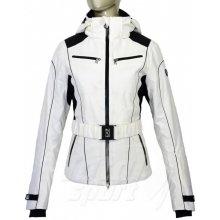 4dd5f73f9f7 Emporio Armani dámská lyžařská bunda bílá  černá 281216