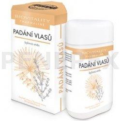 dcc82655266 Biovitality Padání vlasů bylinná směs 60 tablet od 156 Kč - Heureka.cz