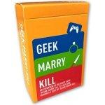 Blank Marry Kill: Geek Edition