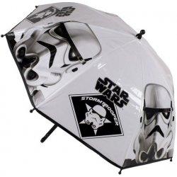 Cerda Dětský deštník Star Wars bílý