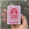 Copag 310 - oldschool karty , Červená