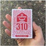 Copag 310 Oldschool karty: Červená