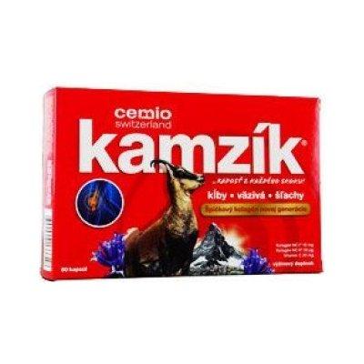 Cemio Kamzík 60 cps. Vánoce 2016