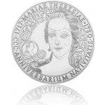 Česká mincovna Stříbrná kilogramová mince 300. výročí narození Marie Terezie stand 1000 g
