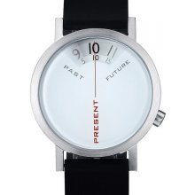 PROJECT WATCHES Past, Present & Future Watch / Leather - 33mm