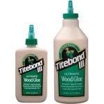 TITEBOND III Ultimate D4 extrémě voděodolné lepidlo na dřevo 3,78 l