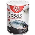 MARTY konz. pro psy losos 400 g