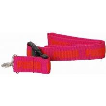 Šňůrka na krk Puma wide pink