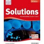 Maturita Solutions 2nd Edition Pre-Intermediate Student´s Book International English Edition