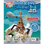 Interaktivní omalovánky 4D Pukka Fun-cestovatel