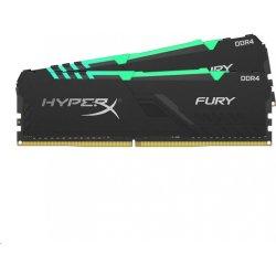 Kingston HyperX Fury RGB DDR4 16GB 3600MHz CL17 HX436C17FB3AK2/16