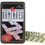 OEM Domino v plechové krabičce