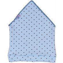 Cronies dětský šátek Černé puntíky na mintové 19a5b5153f