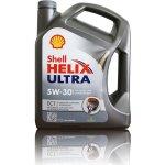 Shell Helix Ultra ECT 5W-30 4 l