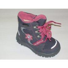 Superfit 1-00048-06 zimní boty HUSKY šedá