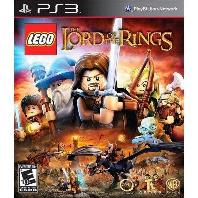 PS3 Lego Pán Prstenů, Lord Of The Rings (nová)