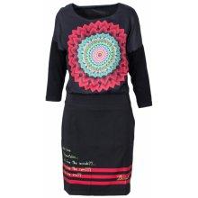 e42ae1b4884 Desigual dámské šaty Woman Dress černá