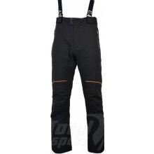 EA7 272278 00020 kalhoty lyžařské černé pánské